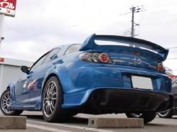 GT-Aカーボンディフューザー