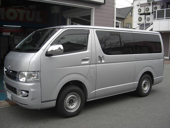 toyota hiace 200 recaro ats rally. Black Bedroom Furniture Sets. Home Design Ideas
