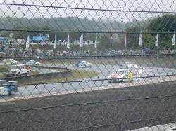 WTCCメインレーススタート