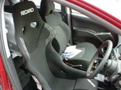 RECARO RS-GS 取り付け完了!