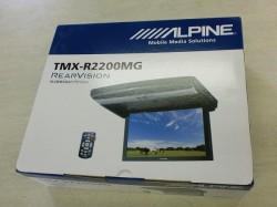 ALPINE TMX-R2200