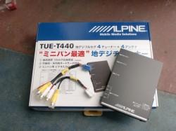 TUE-440チューナー