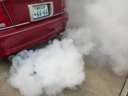 エンジン内部の汚れ2