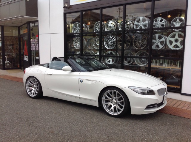 BMW E89 Z4 DRESS UP