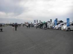 ワゴニスト スーパーカーニバル 2008 全景