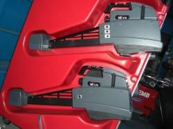 SICAM 測定センサー、キャビネットに収納