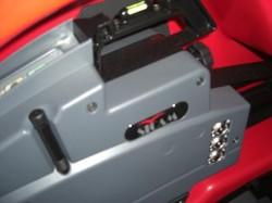 SICAM 測定センサー主要部分