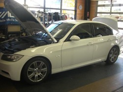BMW323i オーディオ製作