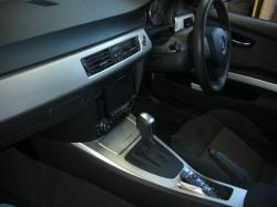 BMW323i ダッシュ廻り