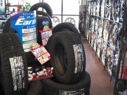 YOKOHAMAタイヤをグランドスラム・ラリーで購入すると
