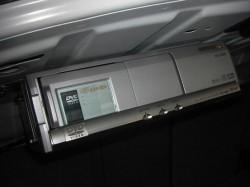 BMW323I トランクルーム DVD プレーヤーALPINE DHA-5680