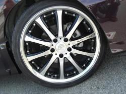 BLACH FLEET V810 19インチ!