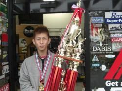 K-CAR チャンピオンおめでとう!
