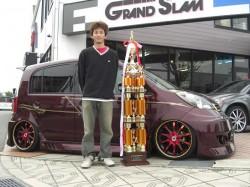 第29回D.S.U杯さよなら関ヶ原 Kカー部門準優勝!