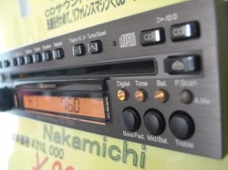 Nakamichi CD700Ⅱ アップ