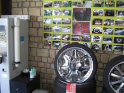 2008 AUTO MESSE の写真、展示