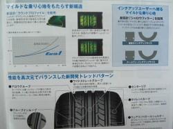 YOKOHAMA 新製品DNA Earth-1 2008 カタログ