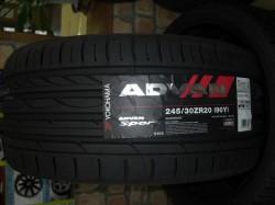アドバン スポーツ 245/30ZR20