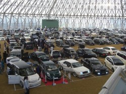 Find Rich Car Show 但馬ドームにて