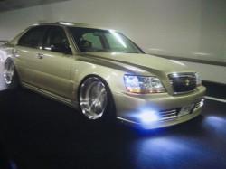 08, RALLY.......DRESS UP CAR Matumoto Majesta