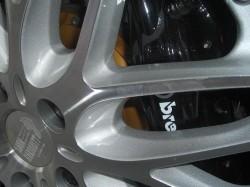 ODYSSEY higasa RB1 ブレンボ強化ブレーキ