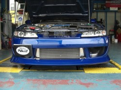 TRASUT GReddy INTERCOOLER KIT SPEC-LS!