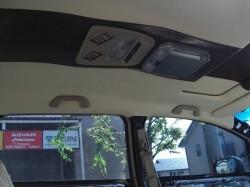 ODYSSEY RB1 の天井には、ALPINEフィリップダウンモニターを取り付け