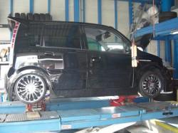 MOVE L150s Rally Dress Up セッティング