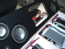 E50 ELGRAND オーディオシステムアップ