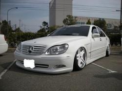 四国AUTOカーニバル2008 帝王賞W220