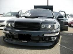 四国AUTOカーニバル2008 帝王賞10セルシオ