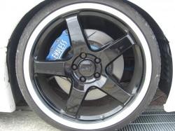 R.M.P. RAYS/20inch wheels