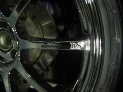 ADVAN Racing RS