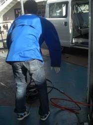 タウンエース 洗車!
