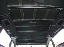 天井のうち張りをはがしたらこんな感じになってます!