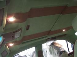 天井も張替え間接照明も!