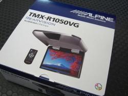 ALPINE TMX-R1050VG  商品