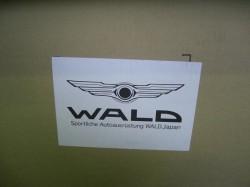 老舗メーカー WALD