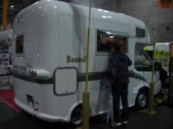 大阪アウトドアフェスティバル キャンピングカー展示 ④