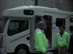 大阪アウトドアフェスティバル キャンピングカー展示 ⑬