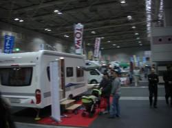 大阪アウトドアフェスティバル キャンピングカー展示 ⑭