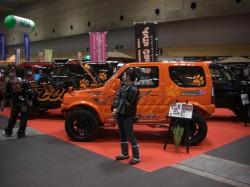 大阪アウトドアフェスティバル2010.ジムニー③