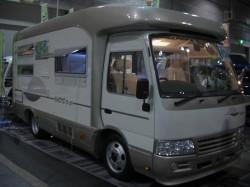 大阪アウトドアフェスティバル キャンピングカー展示 ⑥