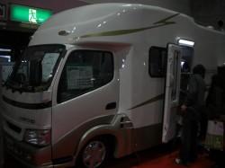 大阪アウトドアフェスティバル キャンピングカー展示 ⑧