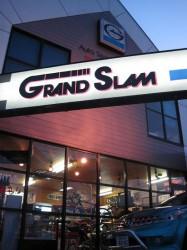 グランドスラム・ラリー2010.4 店舗正面