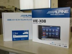 ALPINE VIE-X08
