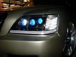H/P製作ヘッドライト