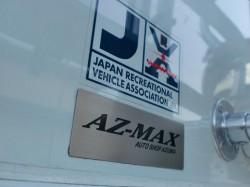 AZ-MAX製、軽カーキャンパー⑭