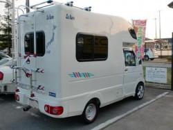 AZ-MAX製、軽カーキャンパー⑤