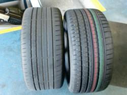 タイヤ比較